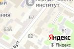 Схема проезда до компании Виал-Сико в Харькове