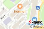 Схема проезда до компании Легенда в Калуге