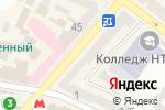 Схема проезда до компании iPhone service в Харькове