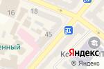 Схема проезда до компании SanJanTour в Харькове