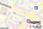 Схема проезда до компании Парижанка в Харькове