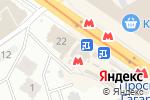Схема проезда до компании D-max в Харькове
