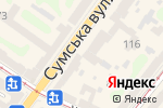 Схема проезда до компании Avanti в Харькове