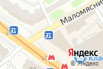 Схема проезда до компании Гроші Всім в Харькове