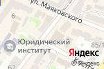 Схема проезда до компании Symbol в Харькове