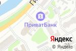 Схема проезда до компании Автомастерская в Харькове