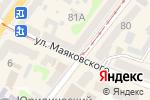 Схема проезда до компании Kidscut в Харькове