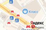Схема проезда до компании Top credit в Харькове