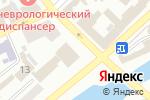 Схема проезда до компании Performance в Харькове