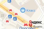 Схема проезда до компании Ваша готівочка в Харькове