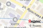Схема проезда до компании SVtravel в Харькове