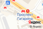 Схема проезда до компании Атлетка в Харькове