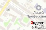 Схема проезда до компании Global English Center в Харькове