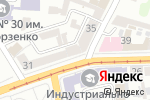 Схема проезда до компании Золушка в Харькове