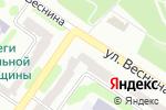 Схема проезда до компании Boscono в Харькове
