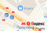 Схема проезда до компании Глобал Кредит, ТОВ в Харькове