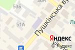 Схема проезда до компании Національний фармацевтичний університет в Харькове