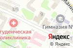 Схема проезда до компании Astich в Харькове