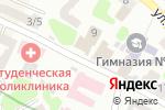 Схема проезда до компании MONTE TRAVEL в Харькове