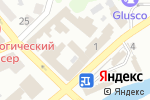 Схема проезда до компании Крок в Харькове