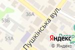 Схема проезда до компании Первый Турецкий в Харькове