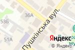 Схема проезда до компании Схід-п Експерт, ТОВ в Харькове