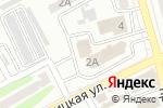 Схема проезда до компании Модерн в Харькове