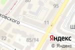 Схема проезда до компании Tennis stimul center в Харькове