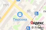 Схема проезда до компании ParkKing в Харькове