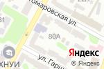Схема проезда до компании Право в Харькове