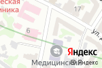 Схема проезда до компании Stella в Харькове
