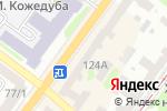 Схема проезда до компании Ultra в Харькове