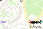 Схема проезда до компании PcShop в Харькове