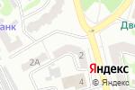 Схема проезда до компании Exist.ua в Харькове