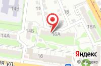 Схема проезда до компании Автологистика в Курске