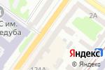 Схема проезда до компании OKSANA MUKHA в Харькове