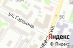 Схема проезда до компании Свадьба в шоколаде в Харькове