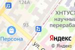 Схема проезда до компании Family look в Харькове