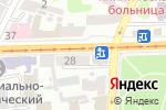 Схема проезда до компании Кофемания в Харькове