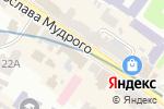 Схема проезда до компании Фотостудия Версаны Прохач в Харькове