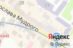 Схема проезда до компании ПерецЪ в Харькове