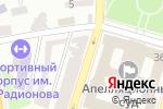 Схема проезда до компании Мир насосов в Харькове