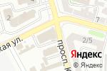 Схема проезда до компании Укрснабсбыт в Харькове