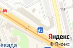 Схема проезда до компании China-World.com.ua в Харькове