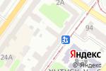 Схема проезда до компании Титан ММА в Харькове