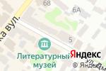 Схема проезда до компании Авиатур в Харькове
