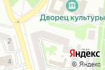Схема проезда до компании Compliment в Харькове