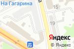 Схема проезда до компании SN-777 в Харькове