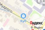 Схема проезда до компании Я-Мастер в Харькове