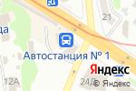 Схема проезда до компании АвтоЛюкс в Харькове